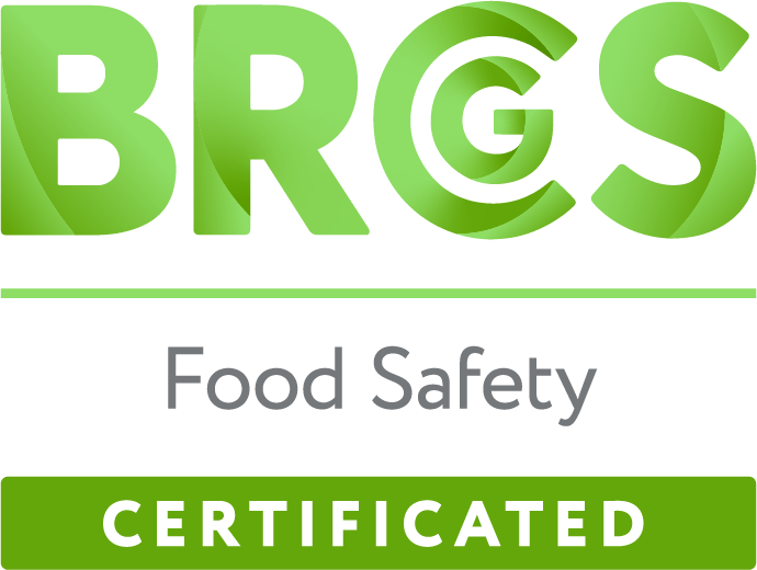 BRC Accredited Supplier